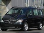 Наем на бус Mercedes-Benz Viano за 8 часа