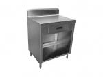 иноксов шкаф за кухня