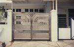 изработка на иноксова портална врата