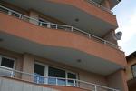 парапет за балкон от инокс
