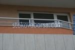 изработка на балконски иноксови парапети