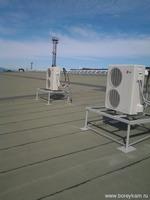 изграждане на промишлена климатична система