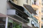 поликарбонатни навеси за тераси по поръчка