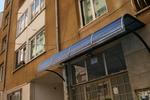 навеси поликарбонатни за жилищен вход