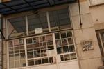 изработка на поликарбонатен навес за жилищен вход