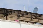 поликарбонатен навес за тераса по поръчка