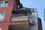 поликарбонатни навеси за балкони