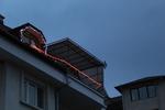 навес от поликарбонат за балкони