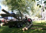 Дърводобивни и дървообработващи съоръжения