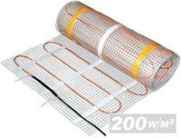 Мощни подови нагреватели 200W/m2 - 0.5m x 14m