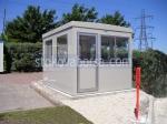 Охранителни павилиони за КПП
