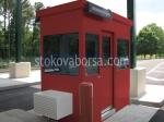 Охранителни кабини за КПП до 4кв.м.