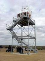 Охранителни пунктове на високо