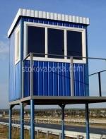 Охранителен павилион