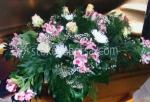 аранжировка на тържества с цветя