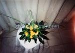 аранжировка на тържества с естествени цветя