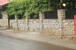 изработка на плътна ограда от ковано желязо