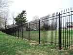 кована ограда