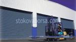 охранителни ролетки за складови съоръжения