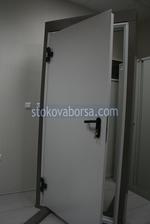 1000x2150mm Двери противопожарные металла