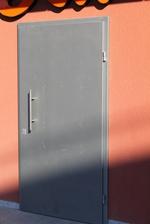еднокрилна противопожарна врата по поръчка