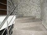 облицовка с мрамор на стълби