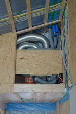 изградњу вентилациони систем редоследу