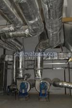 изградњи система вентилације