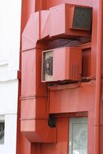 изграждане на вентилационна система за магазин