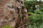 водопад от изкуствен камък за механа