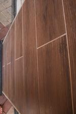 окачена фасадна облицовка дървена по поръчка