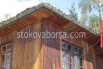 външна дървена облицовка