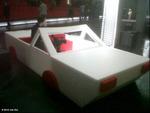 Аутомобил декоративни стиропор