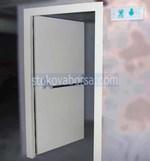 еднокрила огнеупорна врата