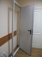 врата против пожар с едно крило
