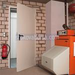 изработка на еднокрила пожароустойчива врата