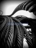 стоманено въже