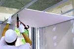 изработка на окачен таван от гипсокартон