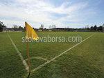 футболна настилка от изкуствена трева