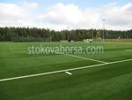 изкуствена трева за футболно игрище