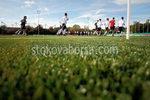 настилка за футбол от изкуствена трева
