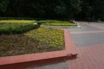 озеленяване на паркови пространства