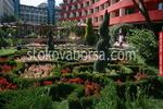 озеленяване градина