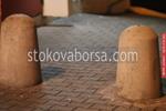 производство на бетонни ограничители за паркиране