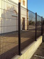 изработка на метални огради от елктрозаварена тел