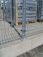 изработка на метални огради от елктрозаварена тел по поръчка