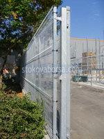 метални огради от елктрозаварена тел