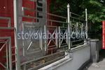 изработка на метални огради от метални профили