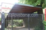 метални огради от метални профили по поръчка