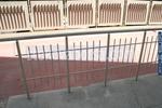 алуминиева ограда